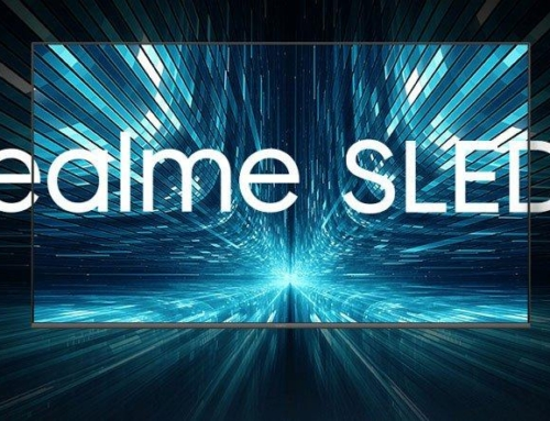 Realme, Dünyanın İlk SLED Teknolojili Televizyonunu Tanıttı