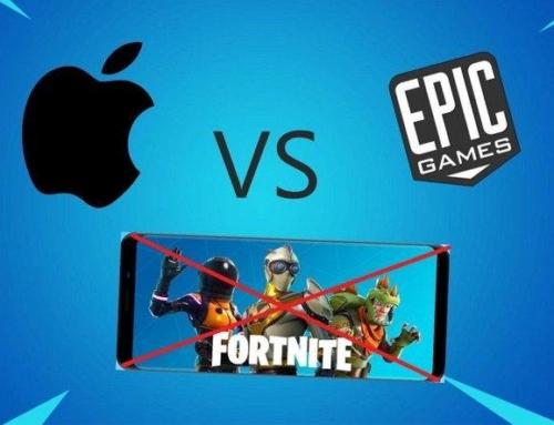 Epic: Apple'ın Epic'in Emeğinin Meyvelerini Alma Hakkı Yok